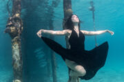 Underwater fashion - Dress