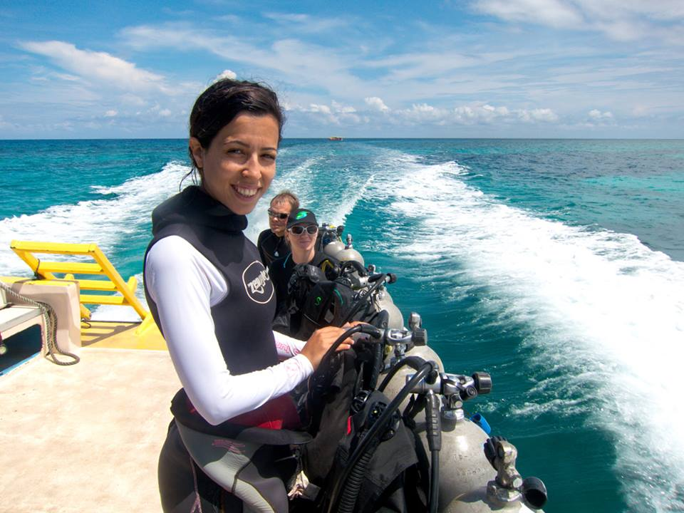 Aqua Spirit Dive Expedition Owner