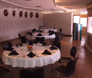 Bimini Resort dining room
