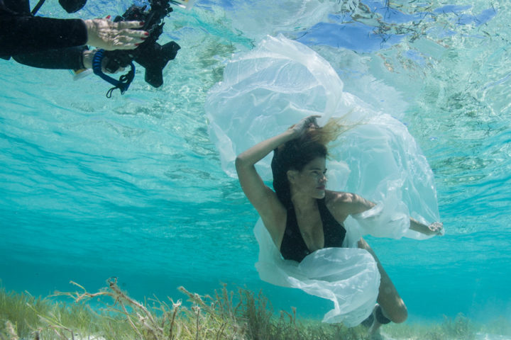 Underwater fashion workshop with Zena Holloway 4