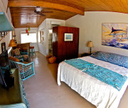 Bimini resort room