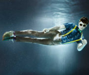 Underwater fashion - Zena Holloway 2