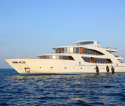 Carpe Novo liveaboard Maldives