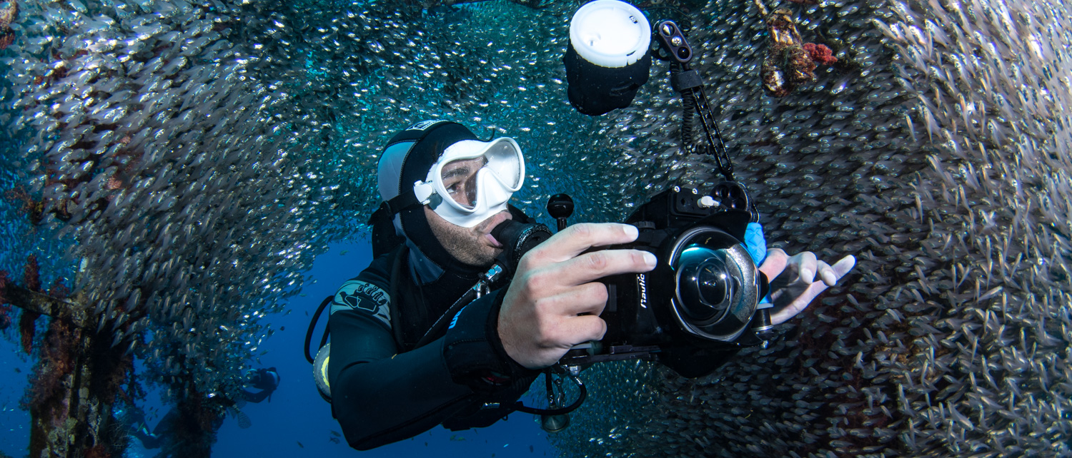 Underwater Video Workshop
