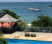 True Blue Bay Resort Grenada pool view
