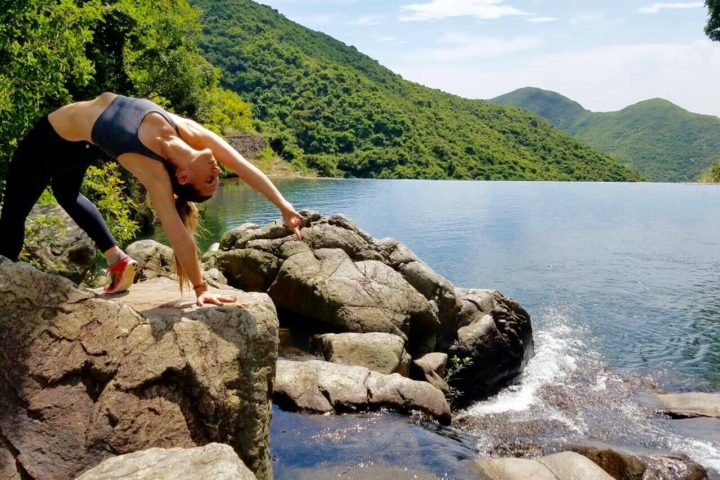 Dive Trip and a Yoga Retreat
