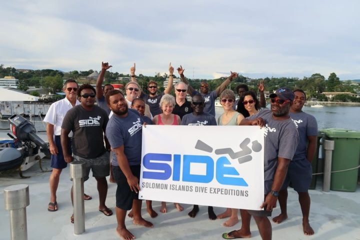 Solomon Islands liveaboard