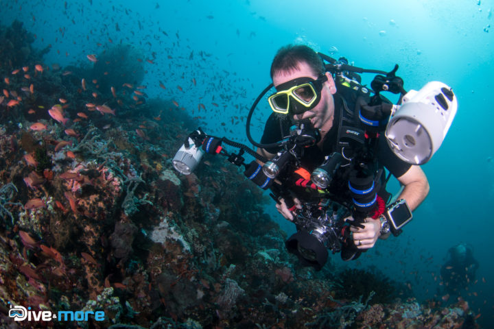 Underwater photographers Philippines